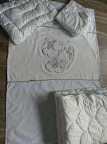 Feretti защита для кроватки, белье с одеялом и подушкой