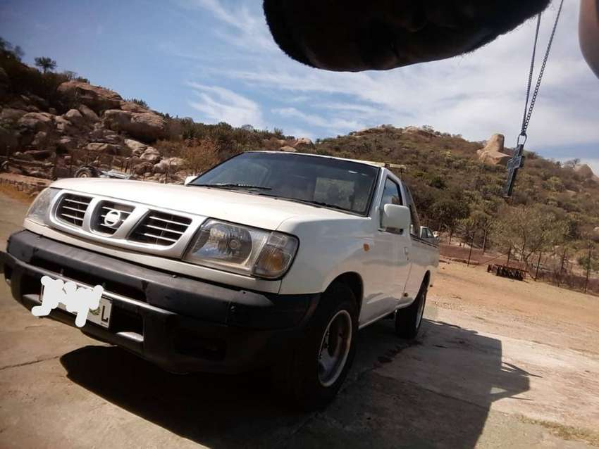 Nissan V6 Towtruck / Breakdown Bakkie for sale 0