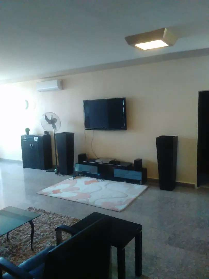 Furnished And Serviced 1 (One) Bedroom In Asokoro For Short Let 0