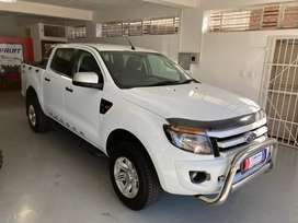2012 Ford Ranger double cab.  Full service history?