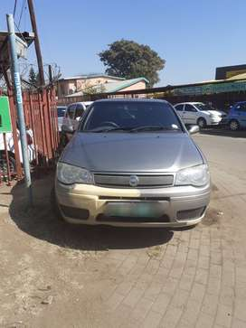 Fiat Palio in a good condition