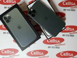 iPhone 11 Pro Green 256g SPOTLESS used - CellSA