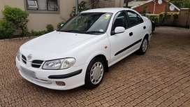 1 Owner: Nissan Almera 1.8Lux (Manual)