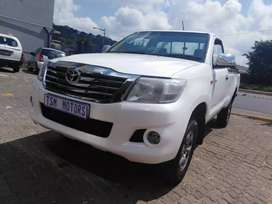 2015 Toyota Hilux SRX High Rider For Sale.