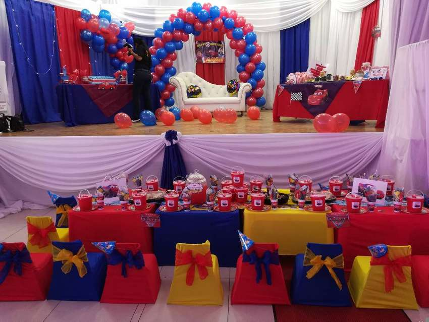 KIDS THEMED PARTIES BY N&L PARTIES AND DECOR 0