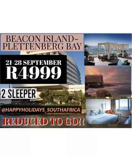BEACON ISLAND PLETTENBURG BAY