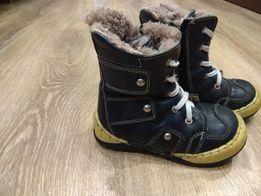 ботинки, сапожки зимние на мальчика