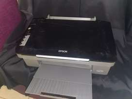 2 Epson printers for sale