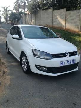 VW Polo 6  1.4 Comfortline hatch for sale