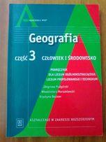 Geografia cz. 3 Człowiek i środowisko