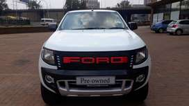 Ford Ranger 2.2 6 Speed 4x2 Off Road Package