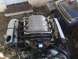 Audi 2.8 v6 engine and auto gearbox
