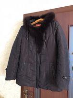 Женская зимняя куртка р.50-52