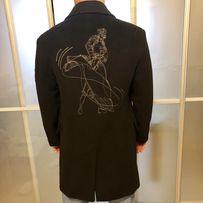 Тёплое пальто, стильное пальто. Mondo exclusive. Как новое