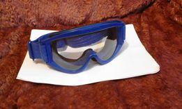 Маска очки для сноуборда и горных лыж