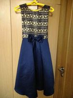 Нарядное платье 9-13 л. фирмы Dorissa