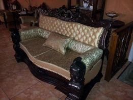 Ремонт перетяжка изготовление мягкой мебели реставрация деревянной