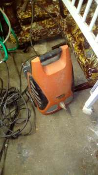 Image of Black and Decker PW 1500 SP High Pressure Washer