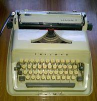 Maszyna do pisania Triumph