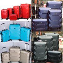АКЦИЯ оригинал Польша чемодан валіза сумка на колесах дорожная