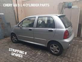 We are stripping a Chery QQ For Parts