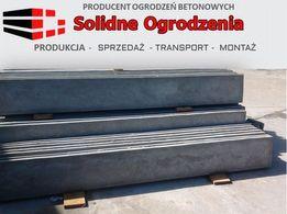 PROMOCJA Producent Podmurówka betonowa 300x30x5 cm PANEL, SIATKA