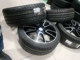 "19"" AMG Rims and tyres for sell"