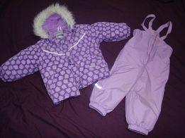 Зимний костюм Lenne размер 86+6 (куртка, комбинезон Ленне)