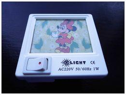 "Ночник ""Minnie Mouse"""