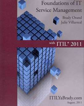 Foundations of IT Service Management with ITIL 2011 - UNISA IRM4720
