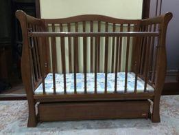 Детская кроватка Ласка «VIVA PREMIUM»