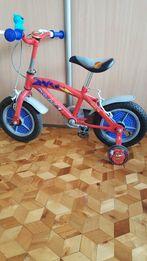 Rower 12 cali CARS AUTA