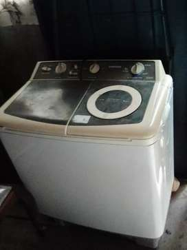 I'm selling used washing machine dry is not working but everything is