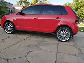 2016 Polo Vivo hatch for sale.