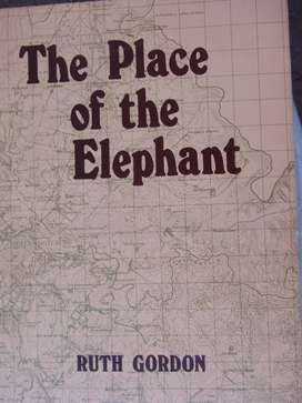 The Place of the Elephant.  by Ruth Gordon - Signed Copy