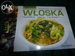 Książka z kolekcji kulinarne podróże kuchnia włoska