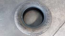 Assorted 16 inch & 17 inch used tyres