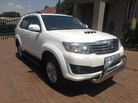 2013 TOYOTA FORTUNER 3.0 D4D AUTOMATIC