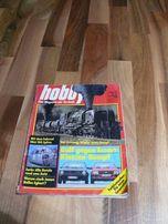 Stara gazeta Hobby magazyn techniczny 1980 rok