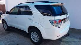 Toyota fortuner 2012 model automatic Diesel