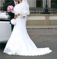 Самое красивое свадебное платье.