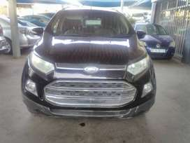 Ford EcoSport 1.5 DCi Manual