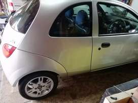 This is a clean low kilometers vehicle