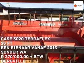 CASE 3020 TERRAFLEX 25 FT