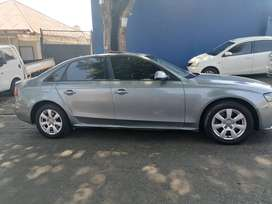 AUDI A4 AUTOMATIC WITH SUN ROOF