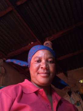 44 yr old Lesotho maid/nanny/cook needs stay in work urgently