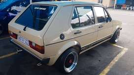 1997 Golf mk1 for sale