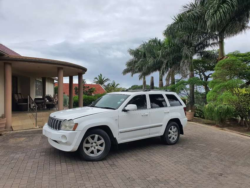 2007 Jeep Grand Cherokee 3.0 CRD Overland **AUTOMATIC**