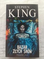 Bazar złych snów. Stephen King (pocket)