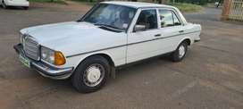 This is a collector's items 230 E model 1995
